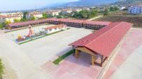 PAZARCI ESNAFI - Yeniköy Kapalı Semt Pazarı Açılışı Bekliyor