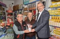 ALI ÖZKAN - 57 Yıllık 'Bakkal Amca'ya Ödül