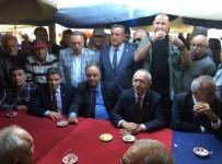 ALİ GÜVEN - 92 Yaşındaki Yaşlı Amca Kılıçdaroğlu'nu Görmeye Geldi