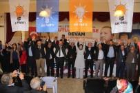 MUSA YıLMAZ - Ahmet Özoğul, AK Parti Domaniç İlçe Başkanlığı Görevine Seçildi