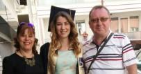 KIMYA - Aile boyu aynı üniversiteden mezun oldular