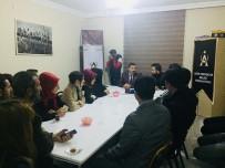 ABBAS AYDıN - AK Parti Ağrı İl Başkanı Aydın Ziyaretlerine Devam Ediyor