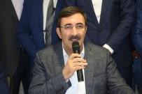 TERMAL TURİZM - AK Parti Genel Başkan Yardımcısı Cevdet Yılmaz Bingöl'de