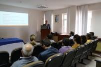 AHMET TURGUT - Aksaray Üniversitesinde Felsefe Toplantıları