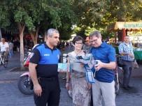 İNGILIZCE - Alanya Polisi Turistlere Harita Dağıttı
