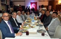 SU SPORLARI - ALDER Üyeleri Yemekte Buluştu