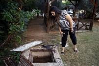 Antalya'da Küçük Ezgi 8 Metrelik Foseptik Çukuruna Düştü