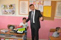 Avcılar Midyat'ta Okul Onardı, Öğrencilere Yardım Etti