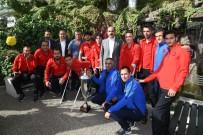 A MİLLİ FUTBOL TAKIMI - Avrupa'nın En Büyük Kupası Avrupa'nın En Büyük Kelebek Bahçesi'nde