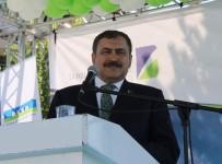 ORMAN VE SU İŞLERİ BAKANLIĞI - Bakan Eroğlu, İscehisar Doğalgaz Hattı Giriş İstasyonu' Açılış Törenine Katıldı