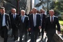 YANGıN YERI - Bakan Özhaseki Açıklaması 'Kalkınma Hızında Avrupa'da Birinciyiz'