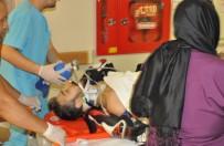TAHKİKAT - Bariyerlere Çarpıp Bacağı Kopan Motosiklet Sürücüsü Öldü