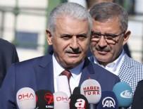 BİNALİ YILDIRIM - Başbakan Yıldırım: ABD terörle işbirliği yapıyor