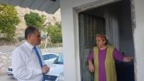 MASUMIYET - Başkan Çakır, Darende'de Çalışmaları İnceledi