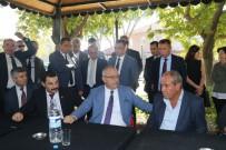 ÜLKÜ OCAKLARı - Başkan Ergün Saruhanlı'da Vatandaşlarla Buluştu