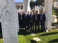 BOSNA HERSEK - Başkan Karabacak, İzzetbegoviç'in Anma Törenine Katıldı