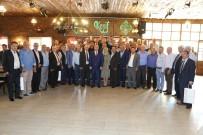 Başkan Özakcan; 'Önümüzdeki Dönemde Muhtarlarımız İle Başarı Çıtasını Yükseltmek İstiyorum'