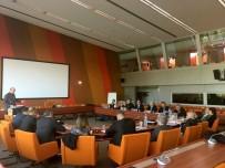 AVRUPA KONSEYİ - Başkan Palancıoğlu, Avrupa Konseyi'nde Türkiye'nin Sesi Oldu