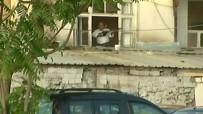 İBNİ SİNA HASTANESİ - Başkent'te Pompalı Tüfekli Şahısla Polis Arasında Çatışma