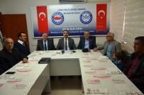 İSTİŞARE TOPLANTISI - Bem Bir Sen Malatya Şubesi Başkanı Hüseyin Hanbay Açıklaması