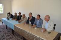 KÖSECELI - Besni'de Antep Fıstığının Sorunları Masaya Yatırıldı