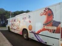 OYUN HAMURU - Beykozlu Çocuklar İçin Oyuncak Otobüs