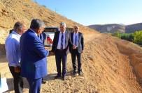 UĞUR POLAT - 'Beylerderesi Şehir Parkı' Projesi Çalışmaları Sürüyor
