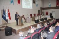 KAZANKAYA - Bitlis'te 'Ceviz Çalıştayı' Düzenlendi