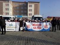 'Biz Anadoluyuz Projesi' Kapsamında Ardahan'da İlk Öğrenci Kafilesi Uğurlandı