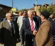 ÜÇPıNAR - Bozbey Açıklaması 'Kırsal Mahallelerin Sorunlarını En Aza İndireceğiz'