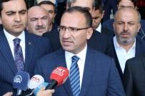KAMU GÖREVLİSİ - Bozdağ Açıklaması 'Nikah Kıyma Yetkisi Tapu Müdürüne Verilse CHP İtiraz Etmezdi'