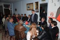 HALIL ELDEMIR - Bozüyük'te Siyasetçiler Ve STK Temsilcileri Boza Gecesinde Bir Araya Geldi