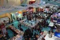 SERDAR TUNCER - Büyükşehir Belediyesi'nin Düzenlediği 1. Kayseri Kitap Fuarı Birbirinden Ünlü Yazarların Katılımıyla Devam Ediyor