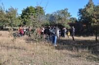 SURİYE - Çanakkale'de 40 Kaçak Yakalandı