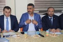 DERNEK BAŞKANI - ÇEDAŞ Genel Müdürü Akboğa Açıklaması '2023'E Kadar Köylerdeki Elektrik Şebekelerini Yenileyeceğiz'