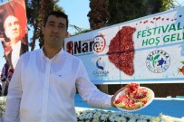 NURULLAH KAYA - 'Çekirdeksiz Nar'ın Festivali Başladı