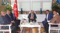 GENEL BAŞKAN YARDIMCISI - CHP Genel Başkan Yardımcısından Vali Ustaoğlu'na Ziyaret