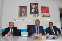 CHP'li Yaşar Açıklaması 'Her Zaman Seçime Hazırız'