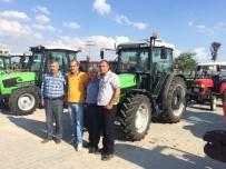 YAKIT TÜKETİMİ - Çiftçi Para Kazandı, Traktör Satışları Arttı