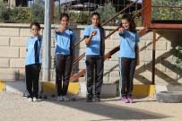 KÜÇÜK KIZ - Denizlili Gençler Antalya'da Türkiye Şampiyonu Oldular