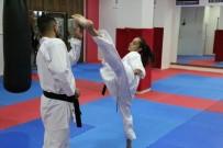 Diyarbakır'ın En İyi Karatecisi 13 Yaşındaki Sena Oldu