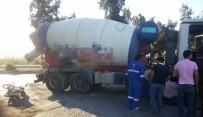 Erdemli'de Trafik Kazaları Açıklaması 1'İ Ağır 2 Yaralı
