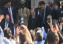 GÜMRÜK VE TİCARET BAKANI - Erdoğan, Cuma Namazını Bezm-İ Alem Valide Sultan Camii'nde Kıldı