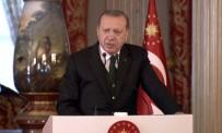 AZERBAYCAN - Erdoğan'dan ABD'ye Çok Sert Öcalan Posteri Tepkisi
