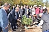 ETSO AB Bilgi Merkezi, 163 Fidanı Toprakla Buluşturdu