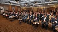 HAZRETI MUHAMMED - Filistin Meselesi Ve Türkiye Uluslararası Kongresi Başladı