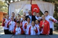HALİL İBRAHİM ŞENOL - Gaziemir'de 4. Uluslararası Cimnastik Turnuvası Başlıyor