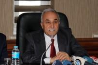 GIDA GÜVENLİĞİ - Gıda, Tarım Ve Hayvancılık Bakanı Ahmet Eşref Fakibaba Açıklaması