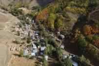 AFET BÖLGESİ - Gümüşhane'de Afet Riski Nedeniyle Bir Köy Taşındı Ama...