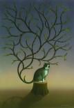 Gürbüz Doğan Ekşioğlu 'Benim Kedilerim' İle Çağdaş Sanatlar Galerisinde